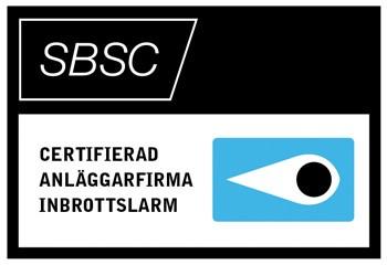 SBSC Certifierad Anläggarfirma